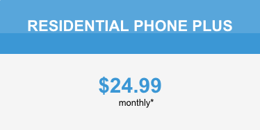 residential phone plus